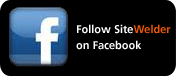Follow SiteWelder on Facebook